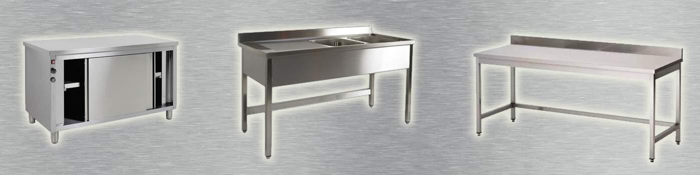 table inox au meilleur prix chez Paques SA