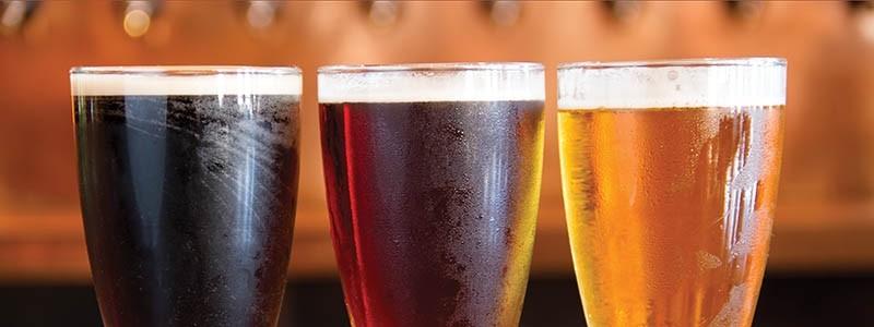 Verre à bière spéciale
