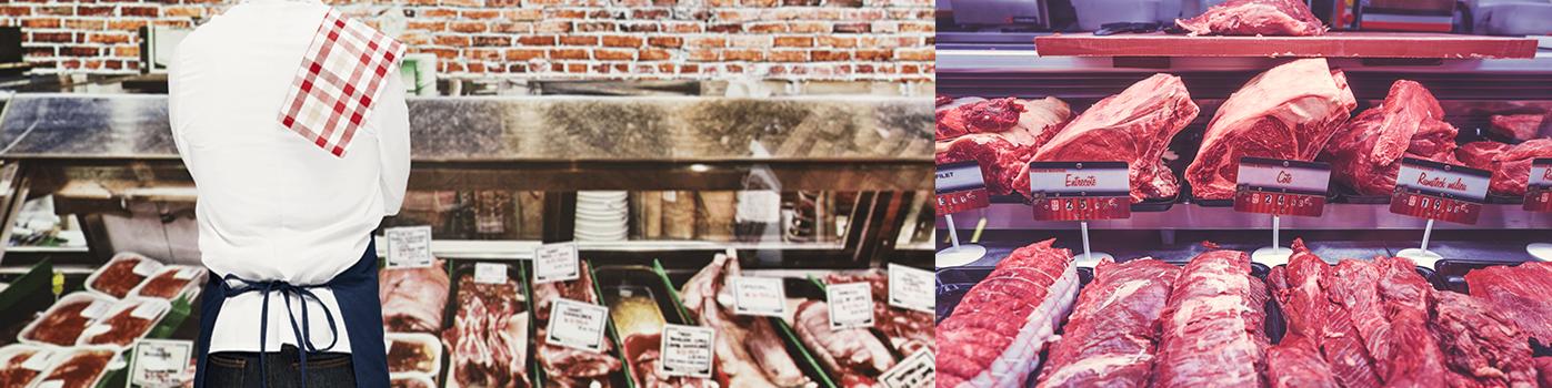 Comptoir de boucherie, charcuterie au meilleur prix | Materiel-Horeca | Achat en ligne