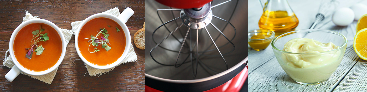 Robot de cuisine au meilleur prix chez Paques SA