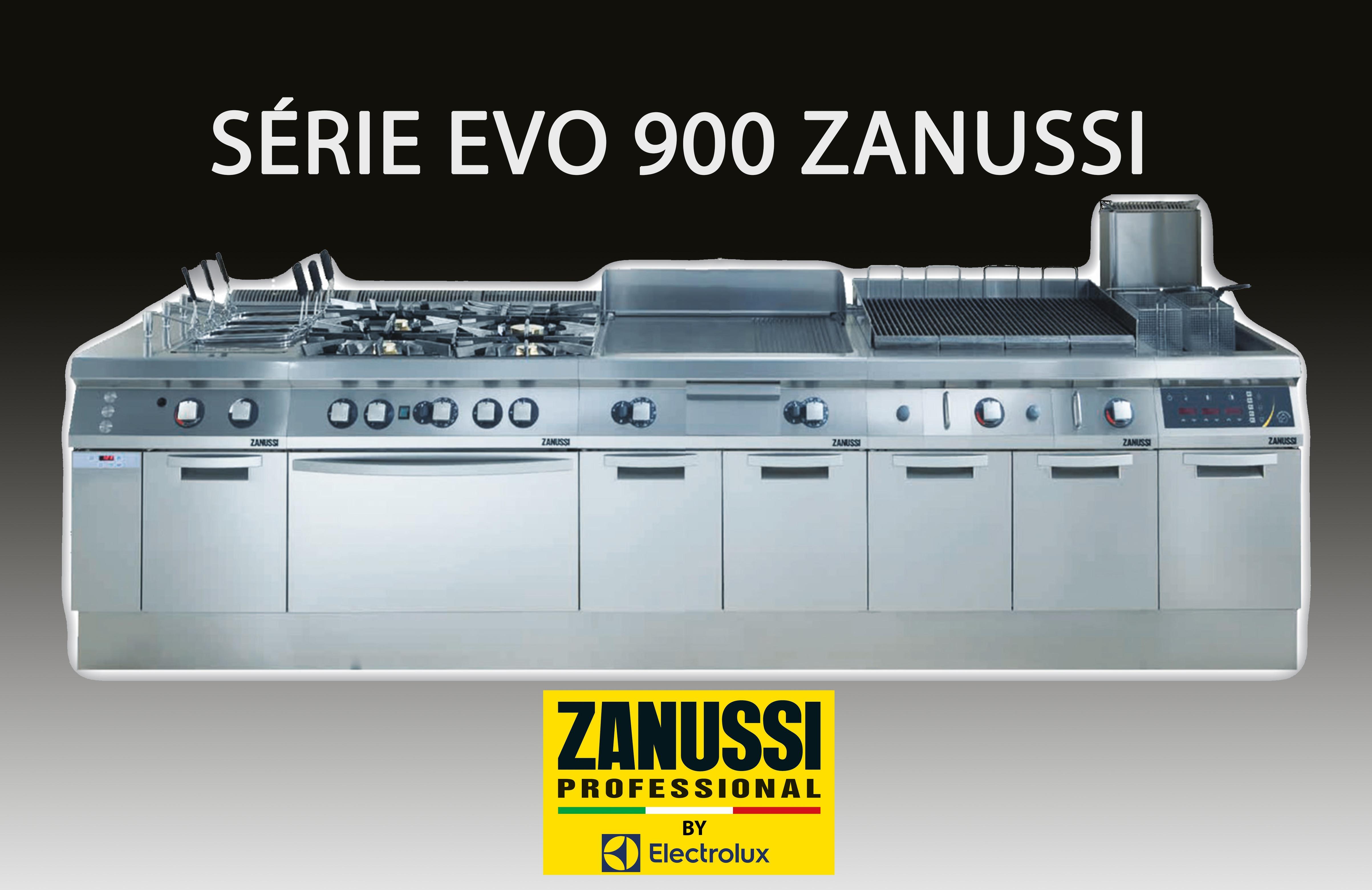 Série 900 Zanussi au meilleur prix chez Paques SA