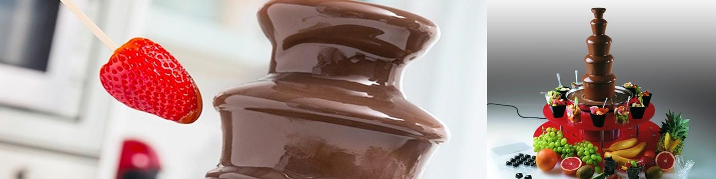 Fontaine à chocolat au meilleur prix chez Paques SA
