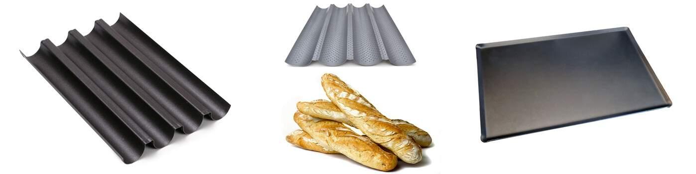 Plaques de pâtisserie