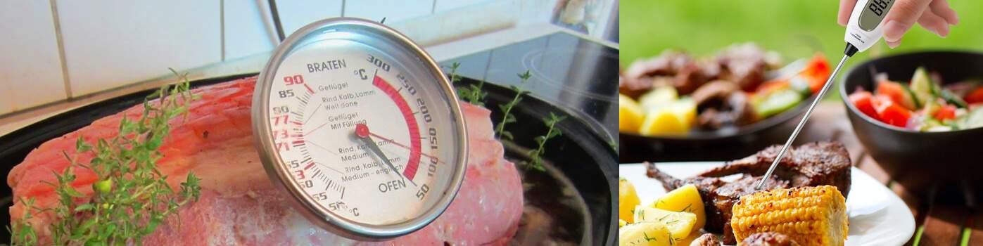 Thermomètre et sonde de cuisson pour la cuisine | Acheter en ligne au meilleur prix | matériel horeca & ustensile de cuisine