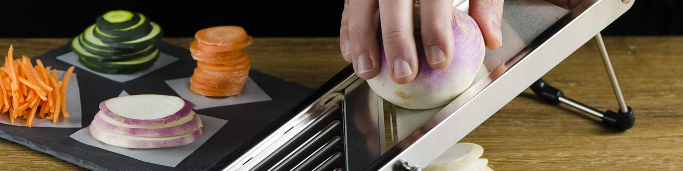 Mandoline de cuisine Professionnelle au meilleur prix | Materiel-horeca | Achat en ligne
