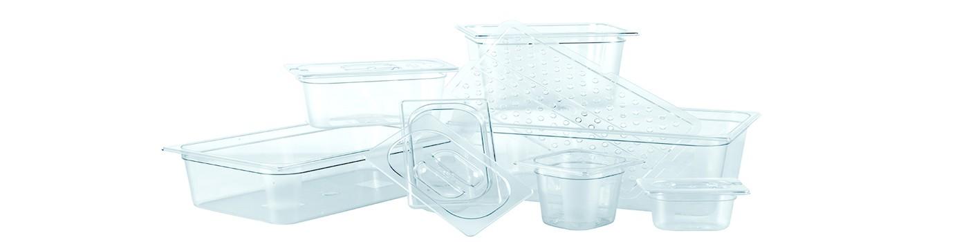 Bac Gastronorme / Bacs GN en PVC professionnel au meilleur prix | Materiel-horeca | Achat en ligne