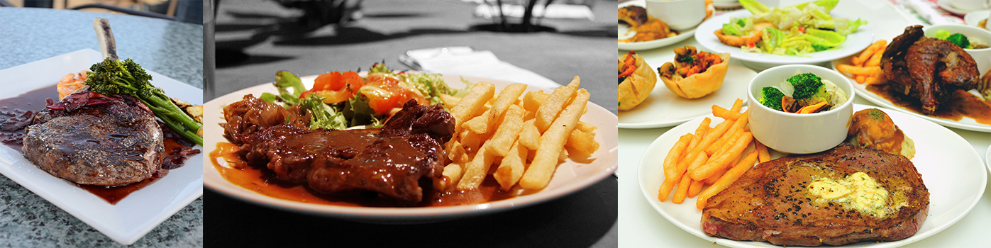 Assiette à steak