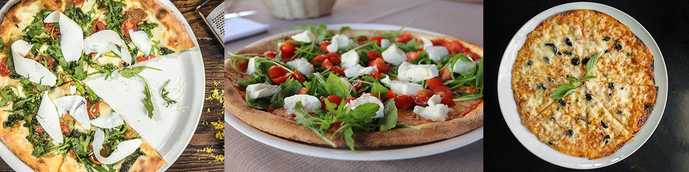 Assiette spéciale pour pizzas