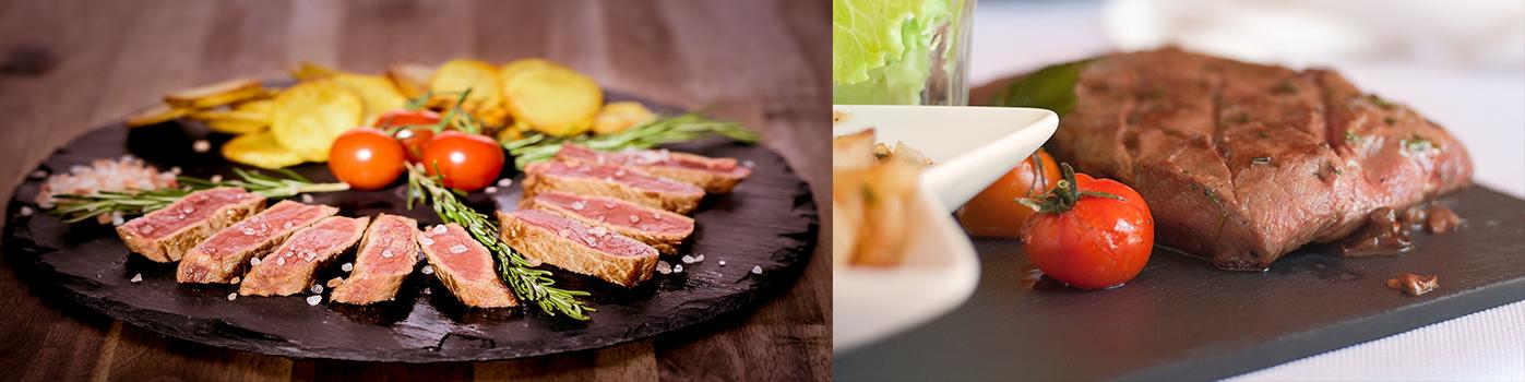 Assiette en ardoise | Acheter en ligne au meilleur prix | matériel horeca & ustensile de cuisine
