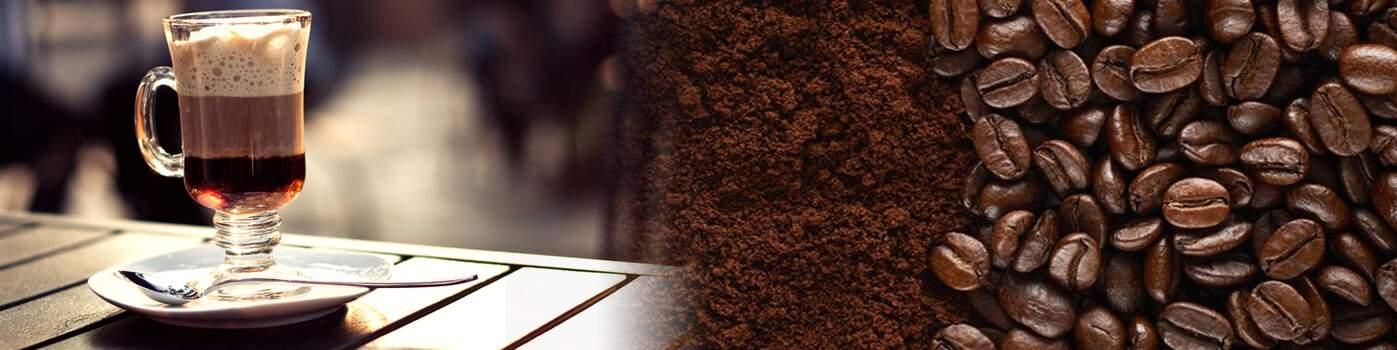 Verres spéciaux pour irish coffee