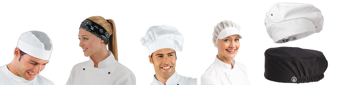 Couvre chef pour la cuisine | Acheter en ligne au meilleur prix | matériel horeca & ustensile de cuisine
