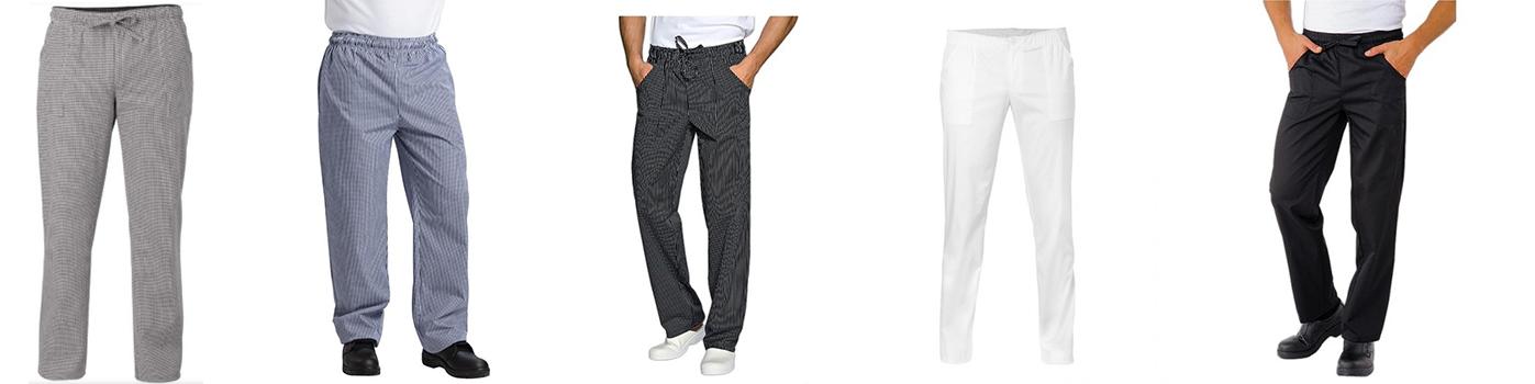 Pantalon pour la cuisine | Acheter en ligne au meilleur prix | matériel horeca & ustensile de cuisine