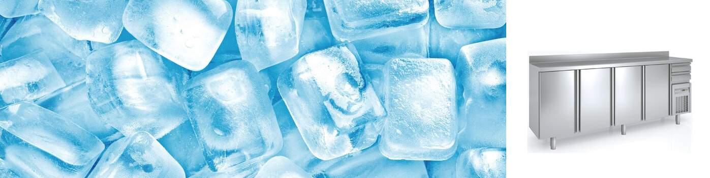 Les Tables frigo Inox au meilleur prix chez Paques SA