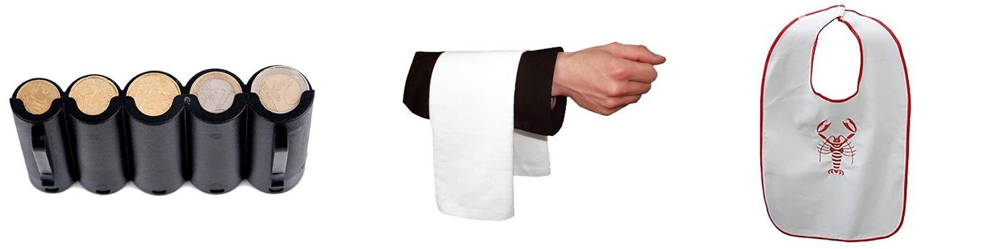Accessoire vestimentaire pour l'horeca | Acheter en ligne au meilleur prix | matériel horeca & ustensile de cuisine