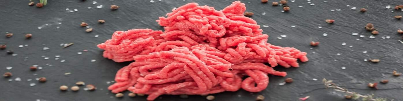 Hachoir à viande manuel
