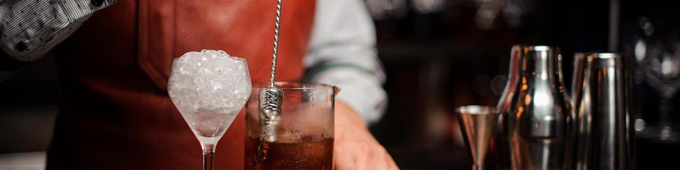 Cuillère à Long drink